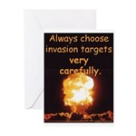 Be Careful Greeting Cards (Pk of 10)