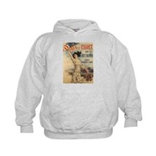 Fight or Buy Bonds Hoodie