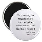 Oscar Wilde 23 Magnet