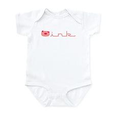Oink Infant Bodysuit