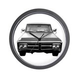 72 GMC Stepside Wall Clock