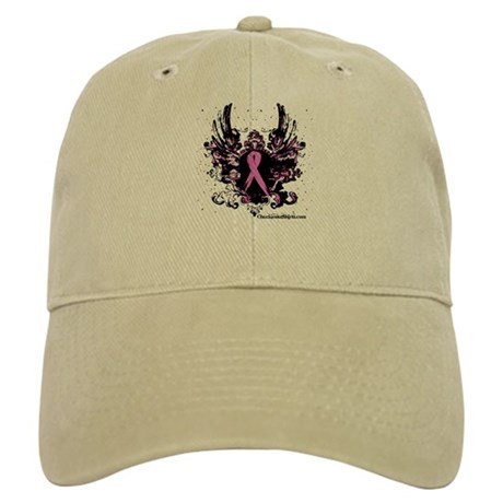 Tough Girl Breast Cancer Cap
