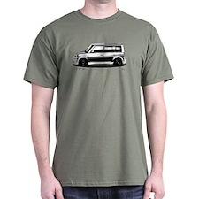 """XB """"This box rocks."""" T-Shirt"""