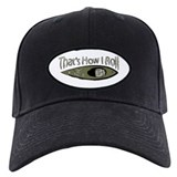 kayak roll Baseball Hat