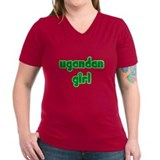 Ugandan Girl Shirt