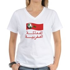 TEAM MOROCCO ARABIC Shirt