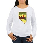 Nevada Ranger Women's Long Sleeve T-Shirt