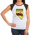 Nevada Ranger Women's Cap Sleeve T-Shirt