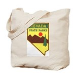 Nevada Ranger Tote Bag