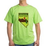 Nevada Ranger Green T-Shirt