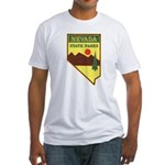 Nevada Ranger Fitted T-Shirt