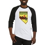 Nevada Ranger Baseball Jersey