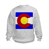 Unique Colorado flag Sweatshirt