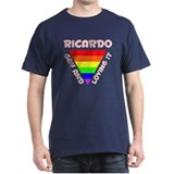 Ricardo Gay Pride (#007) T-Shirt