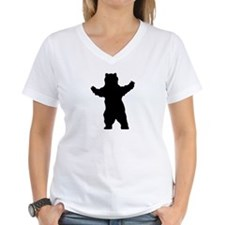 Growling Grizzly Bear Shirt