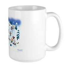 Winter Holiday Mug