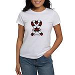 Candycanes Women's T-Shirt