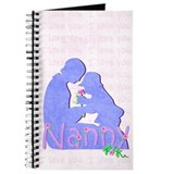 Pastel Nanny Journal