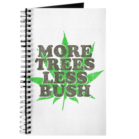 More Trees Less Bush Journal