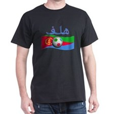 TEAM ERITREA ARABIC GOAL T-Shirt