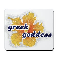 Greek Goddess Mousepad