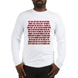 Office Space Milton Long Sleeve T-Shirt