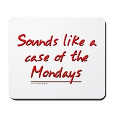 Office Space Mondays Mousepad