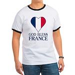 God Bless France Ringer T