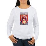 Maine Coon Cat! Women's Long Sleeve T-Shirt