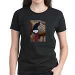 Ringtail Pheasant Women's Dark T-Shirt
