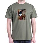 Ringtail Pheasant Dark T-Shirt