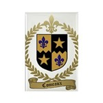 COMEAUX Family Crest Rectangle Magnet (10 pack)