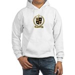 COMEAUX Family Crest Hooded Sweatshirt