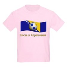 TEAM BOSNIA HERZEGOVIA BOSNIA T-Shirt