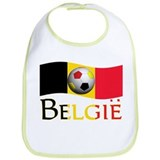 TEAM BELGIE DUTCH Bib