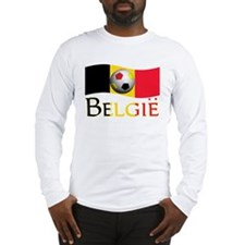TEAM BELGIE DUTCH Long Sleeve T-Shirt
