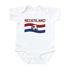 TEAM NEDERLAND DUTCH Infant Bodysuit