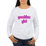 Gambian Girl Cute T-Shirt