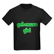 Gabonese Girl Cute T