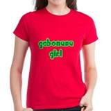Gabonese Girl Cute Tee