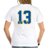 SE Sweden(Sverige) Hockey 13 Shirt