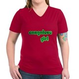 Congelese Girl Cute Shirt