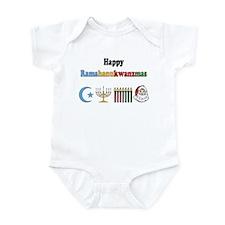 Ramahanukwanzmas Infant Bodysuit