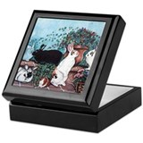 Rabbit Social Keepsake Box