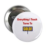 "Turns to sold!!! 2.25"" Button (100 pack)"