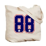 US(USA) United States Hockey 88 Tote Bag