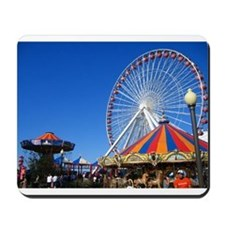 Navy Pier, Chicago Mousepad