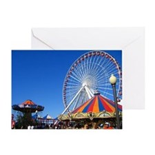 Navy Pier, Chicago Greeting Card