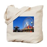 Navy Pier, Chicago Tote Bag