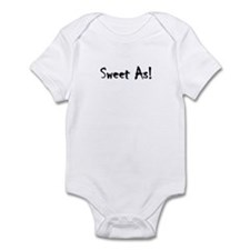 Sweet As 3 Infant Bodysuit